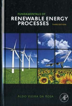 Fundamentals of Renewable Energy Processes imagine