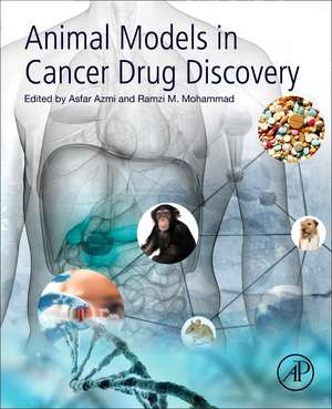 Animal Models in Cancer Drug Discovery de Asfar Azmi