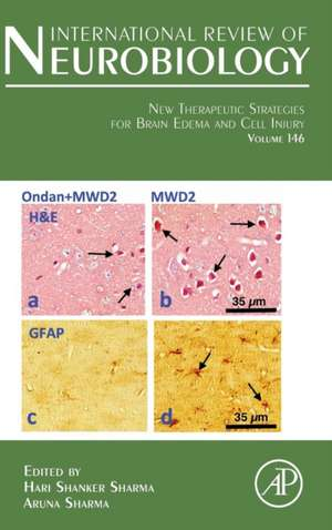 New Therapeutic Strategies for Brain Edema and Cell Injury de Hari Shanker Sharma