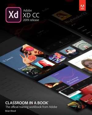 Adobe XD CC Classroom in a Book (2019 Release) imagine