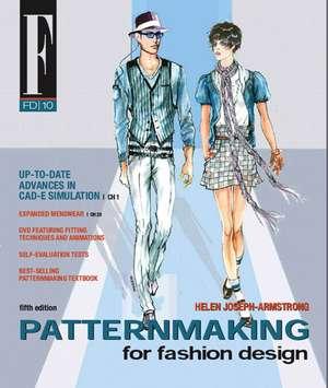 Patternmaking for Fashion Design de Helen Joseph-Armstrong