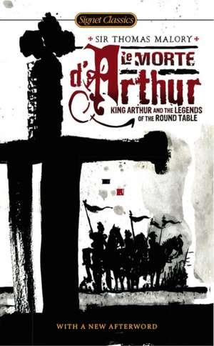 Le Morte D'Arthur Volume 2 de Thomas Malory