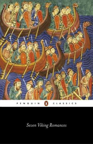 Seven Viking Romances imagine
