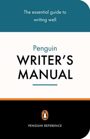 The Penguin Writer's Manual imagine