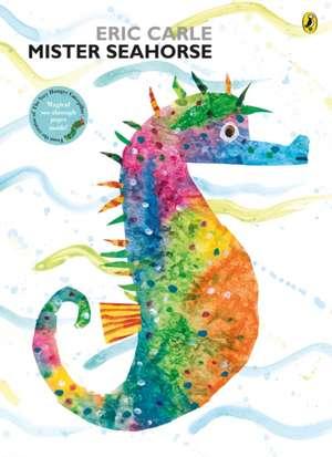Mister Seahorse de Eric Carle