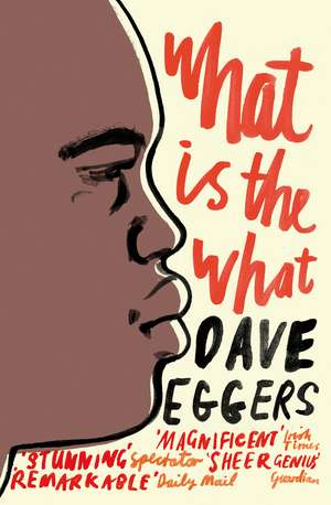 What is the What de David Eggers