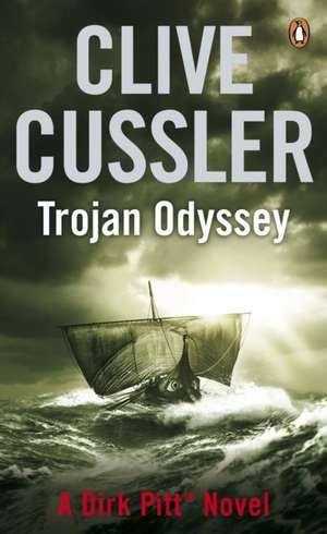 Trojan Odyssey: Dirk Pitt #17 de Clive Cussler