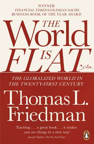 The World is Flat imagine