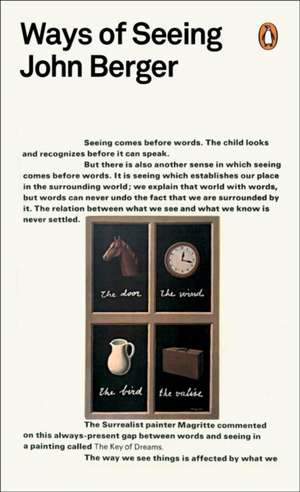 Ways of Seeing de John Berger