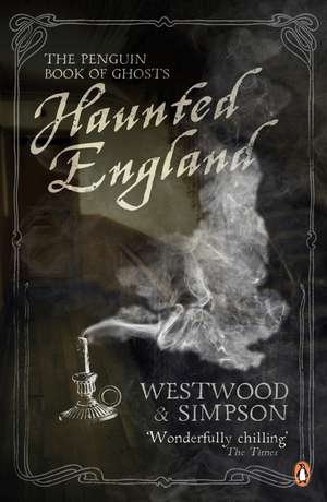 Haunted England imagine