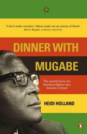 Dinner with Mugabe imagine