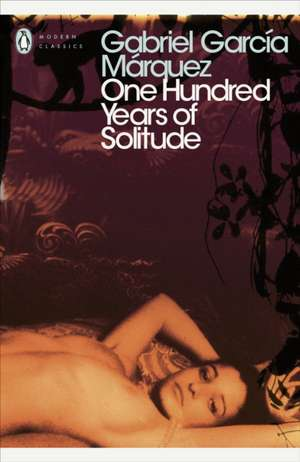 One Hundred Years of Solitude de Gabriel Garcia Marquez