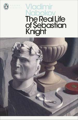 The Real Life of Sebastian Knight de John Lanchester