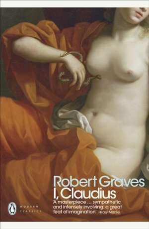 I, Claudius de Robert Graves