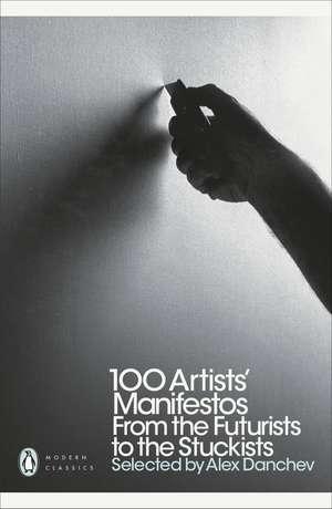 100 Artists' Manifestos imagine