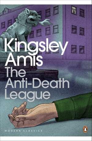 The Anti-Death League de Kingsley Amis