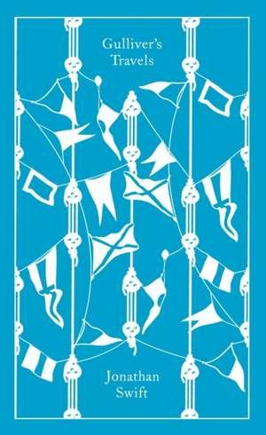 Gulliver's Travels: Clothbound Classics de Jonathan Swift