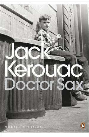 Doctor Sax de Jack Kerouac