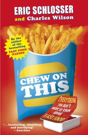 Chew on This imagine