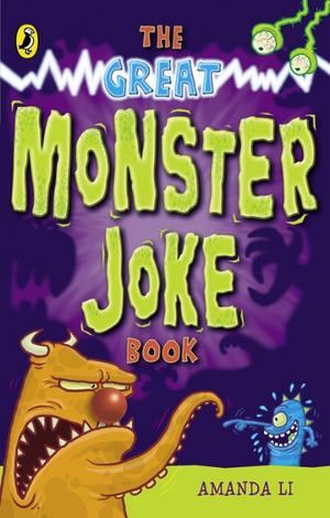 The Great Monster Joke Book de Amanda Li
