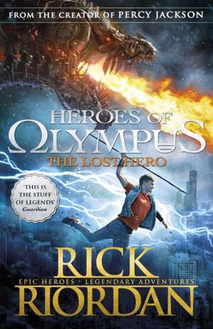 The Lost Hero  de Rick Riordan