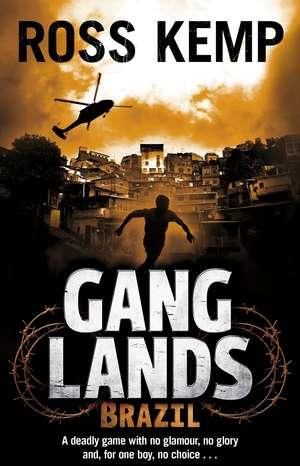 Ganglands: Brazil de Ross Kemp