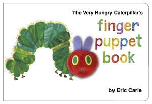 The Very Hungry Caterpillar Finger Puppet Book: 123 Counting Book de Eric Carle