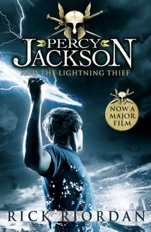 Percy Jackson and the Lightning Thief (Tie-in Edition): Percy Jackson and the Olympians vol 1 de Rick Riordan