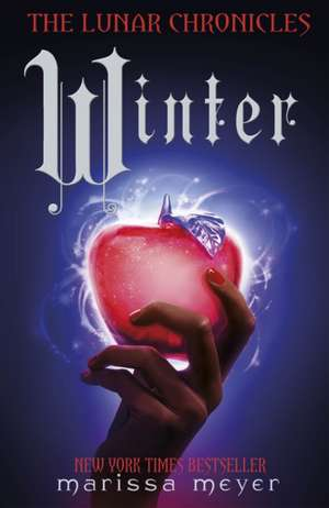 Winter : The Lunar Chronicles vol 4 de Marissa Meyer