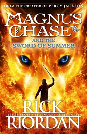 Magnus Chase and the Sword of Summer (Book 1) de Rick Riordan
