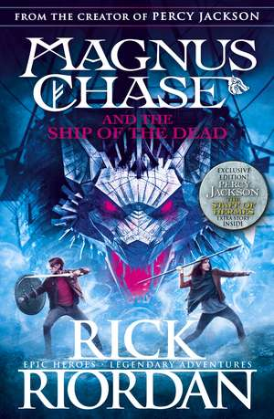 Magnus Chase and the Ship of the Dead (Book 3) de Rick Riordan