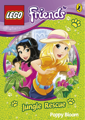 LEGO Friends: Jungle Rescue