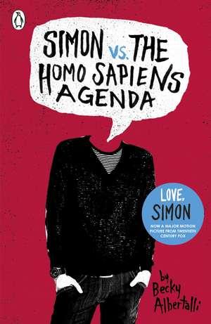Simon vs. the Homo Sapiens Agenda de Becky Albertalli
