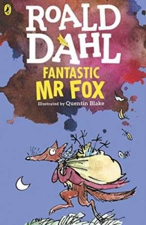 Fantastic Mr Fox de Roald Dahl