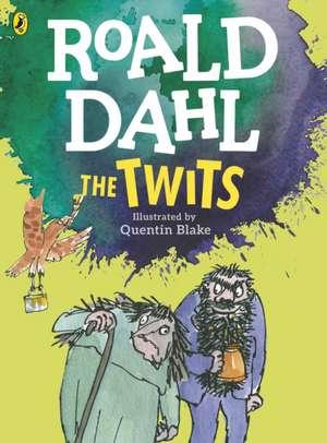The Twits (Colour Edition) de Roald Dahl