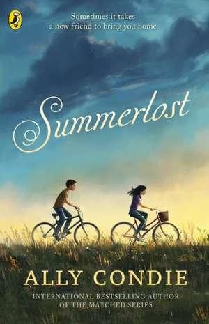 Summerlost de Ally Condie