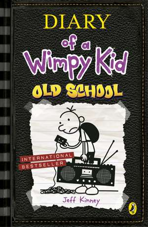 Diary of a Wimpy Kid: Old School (Book 10) de Jeff Kinney