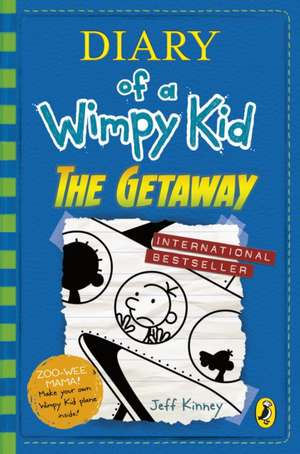 The Getaway de Jeff Kinney