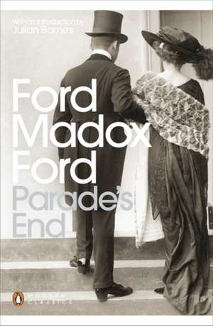 Parade's End de Ford Madox Ford