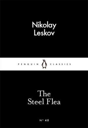 The Steel Flea de Nikolay Leskov