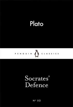 Socrates' Defence de Plato
