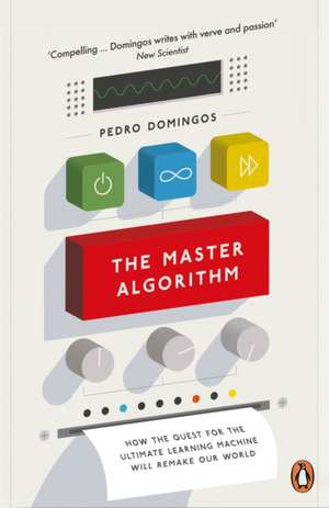 The Master Algorithm imagine