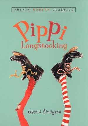 Pippi Longstocking de Astrid Lindgren