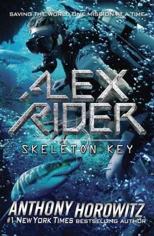Skeleton Key de Anthony Horowitz