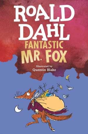 Fantastic Mr. Fox de Roald Dahl