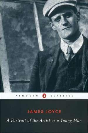 A Portrait of the Artist as a Young Man de James Joyce