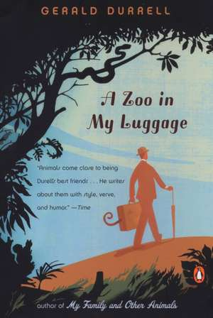 A Zoo in My Luggage de Gerald Malcolm Durrell