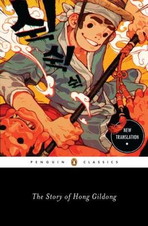 The Story of Hong Gildong de Minsoo Kang