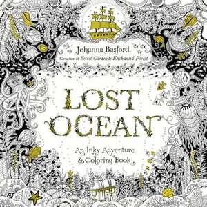 Lost Ocean de Johanna Basford