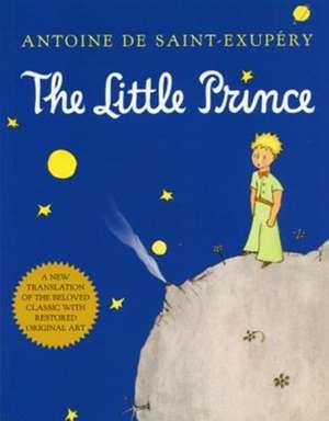 The Little Prince de Antoine de Saint-Exupéry